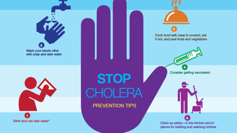 Cholera - An Infectious Disease and Its Treatment