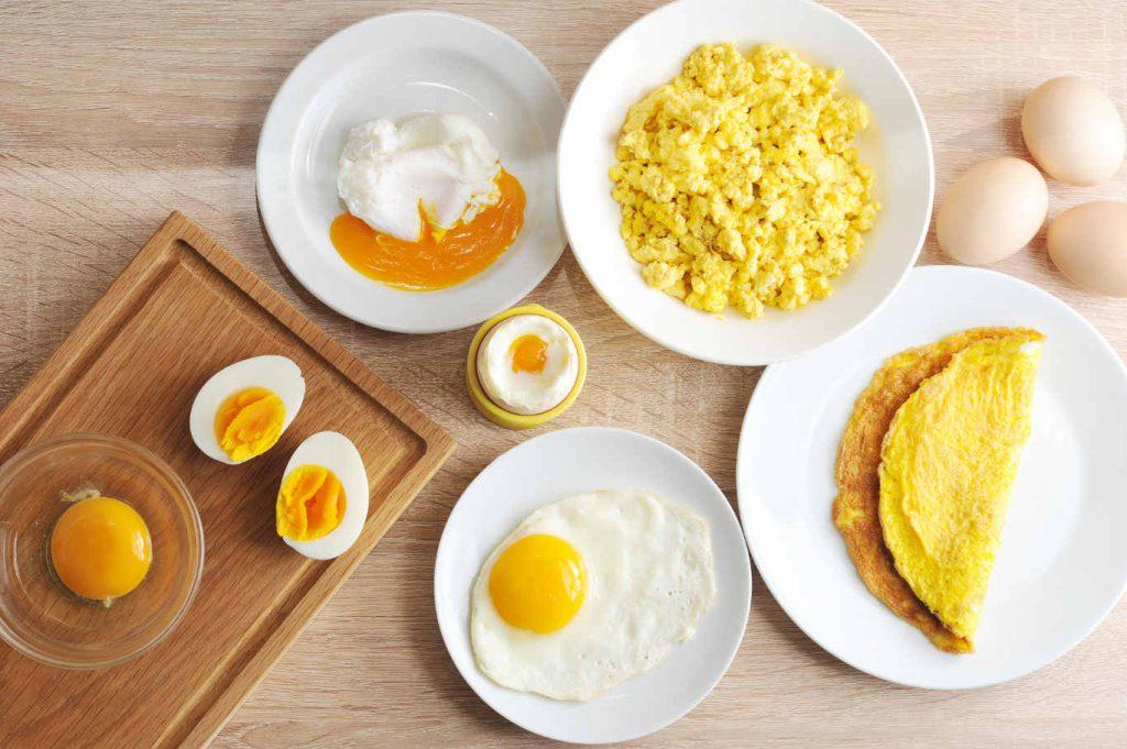 Key Nutritional Health Benefits of Eggs