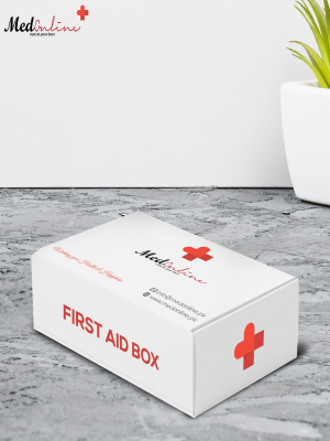 First Aid Box - Large