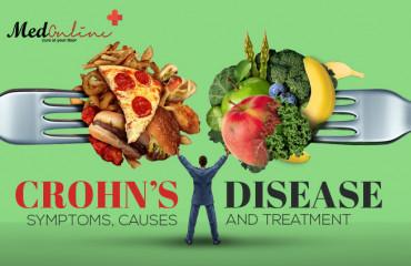 Crohn's Disease: Symptoms, Causes, and Treatment