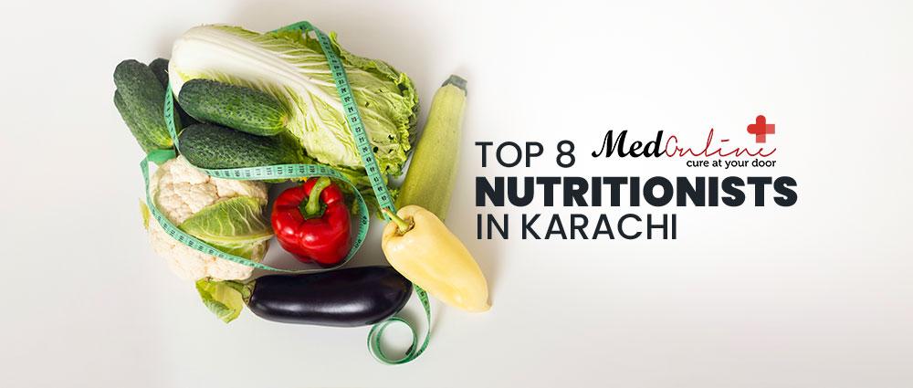 Top 8 Nutritionists in Karachi