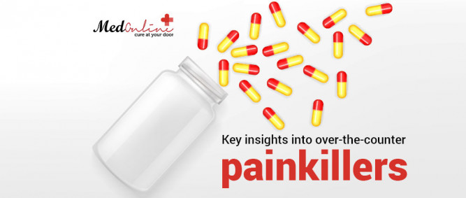 Key insights into over-the-counter painkillers