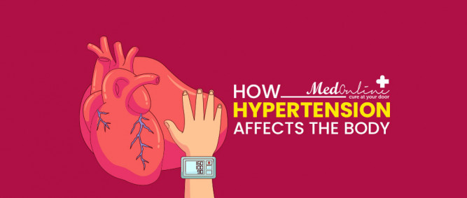 How Hypertension Affects the Body