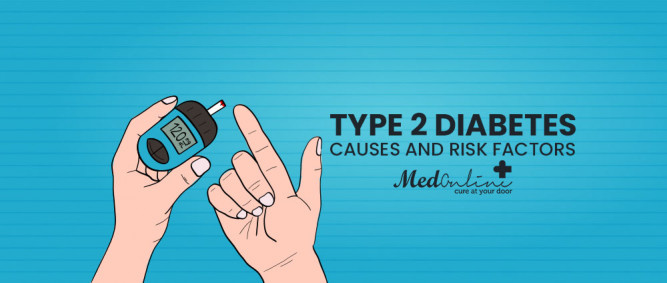 Type-2 Diabetes Causes and Risk Factors