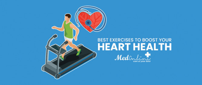 Best Exercises to Boost Your Heart Health