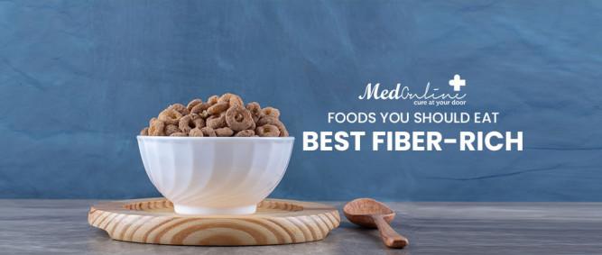 Best Fiber-Rich Foods You Should Eat
